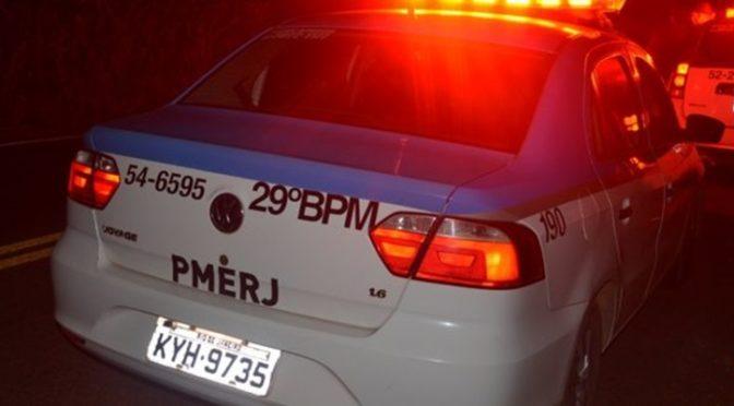 POLICIA APREENDE DROGAS EM ITAPERUNA